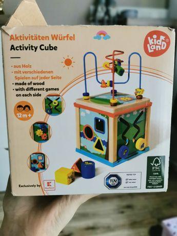 Zabawka edukacyjna drewniana 20zl