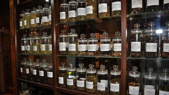 Sprzedam Herbaciarnie