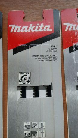 brzeszczoty makita hm (węglik spiekany żywotność 10x dłuższa