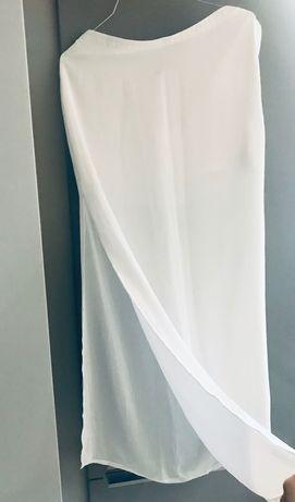 Spódnica biała długa M/38
