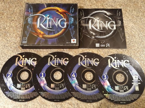 Ring: The Legend of the Nibelungen PC