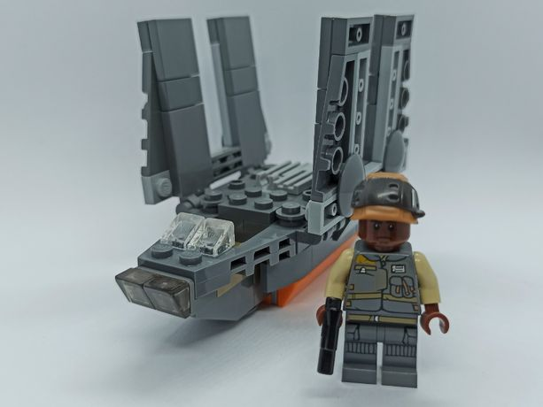 LEGO Star Wars Imperial Zeta-Class Cargo Shuttle microfighter