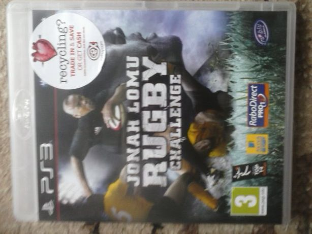Gra na PS 3 Rugby