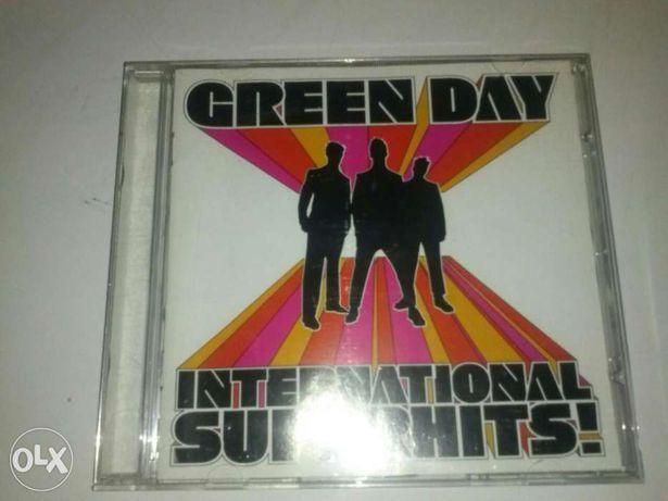 "Cd ""greenday"""