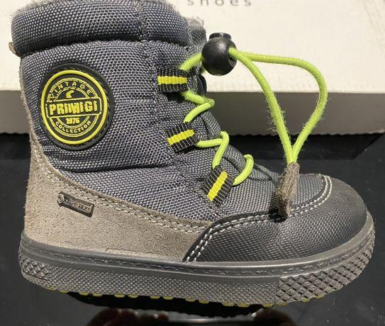 Buty zimowe dziecięce Primigi r. 22 Goretex
