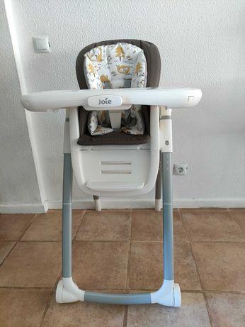 Cadeira de refeição - joie multiply 6 in 1