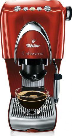 Ekspres do kawy Tchibo Cafissimo kapsułki spieniacz AGD kuchnia