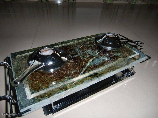 Grelhador raclette Perda