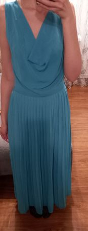 Платье в пол. Платье