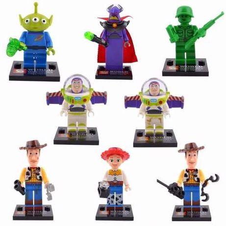 Figuras Tipo Lego Toy Story (nova) - ver outras fotos