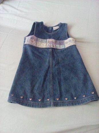 Джинсовая одежда для девочки от 100руб
