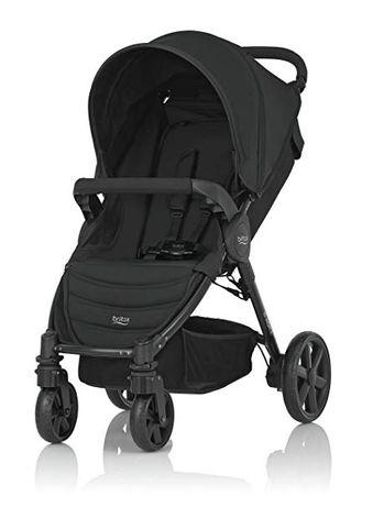 Carro Bebé Britax b-Agile e ovo Baby Safe plus II Romer
