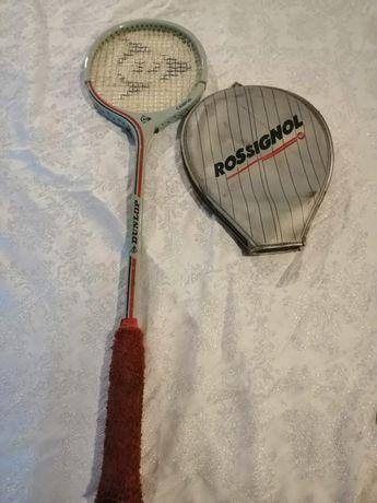 Raquete Vintage Dunlop
