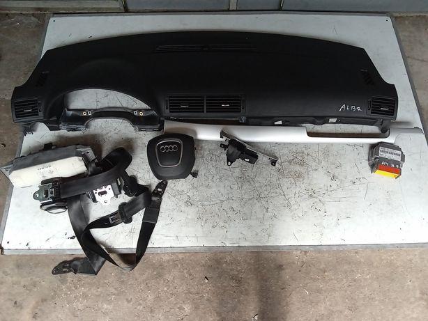 Deska konsola Audi A4 B7
