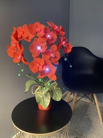 Орхидея. Светильник. Орхидея светильник