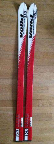 Горные лыжи (НОВЫЕ) Volkl Supersport T50 Junior (подростковые)