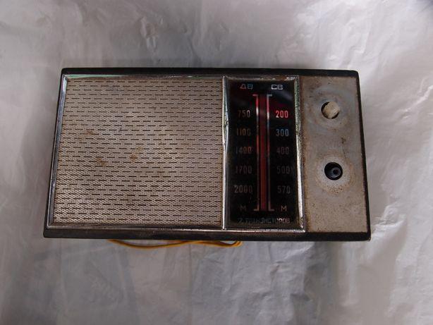 Радиоприемник диапазоны ДВ и СВ