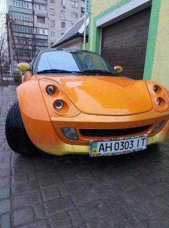 Смарт родстор купе кабриолет