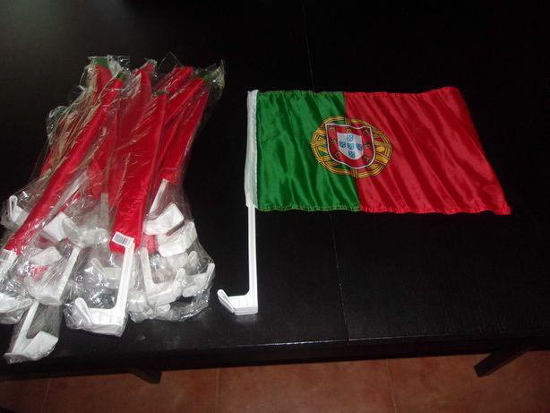 REVENDA - Lote 25 Bandeiras Portugal (Preço do lote)