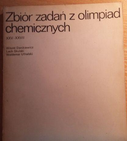 Zbiór zadań z olimpiad chemicznych XXV-XXVII