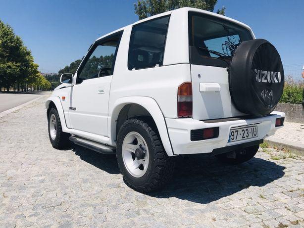 Suzuki vitara cabrio Hard-Top 1.9td