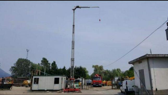 Кран баштовий кран будівельний мини кран міні кран башенный кран