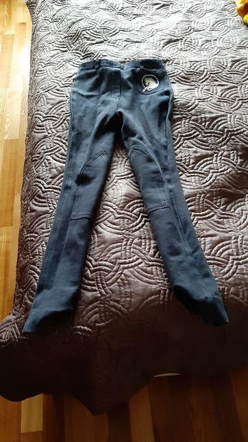 Spodnie jezdzieckie