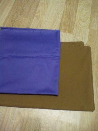 Відрізи плащовки,байки,літньоі  і костюмноі тканини та шерсті