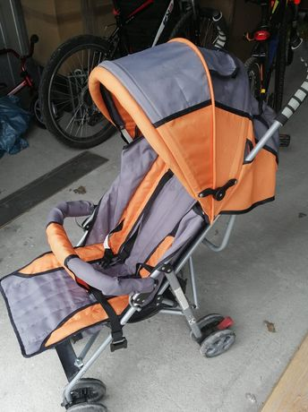 Wózek  dla dziecka-parasolka