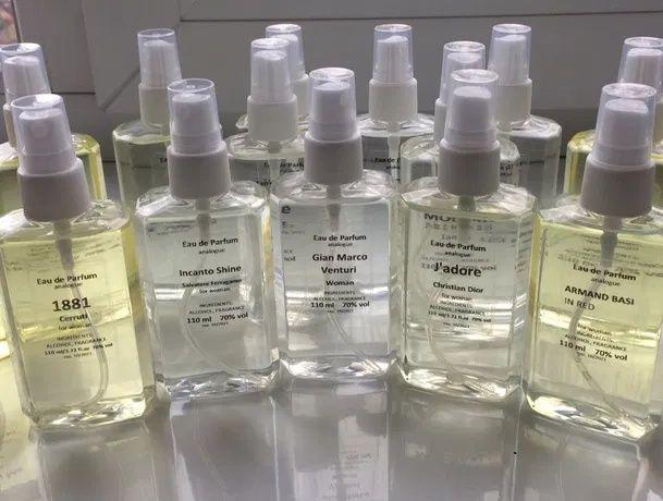 Духи, парфюмерия известных брендов, Наливная парфюмерия, Распродажа