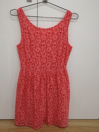 Vestido Coral - Fórmula Jovem (40) - Novo