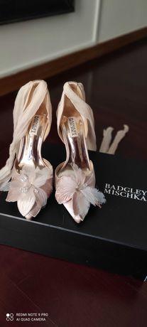Sapato de NOIVA Badgley Mischka
