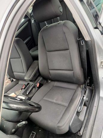 Fotele Komplet Fotel Kanapa Grzane Z Panelem Audi A4 B6 Sedan