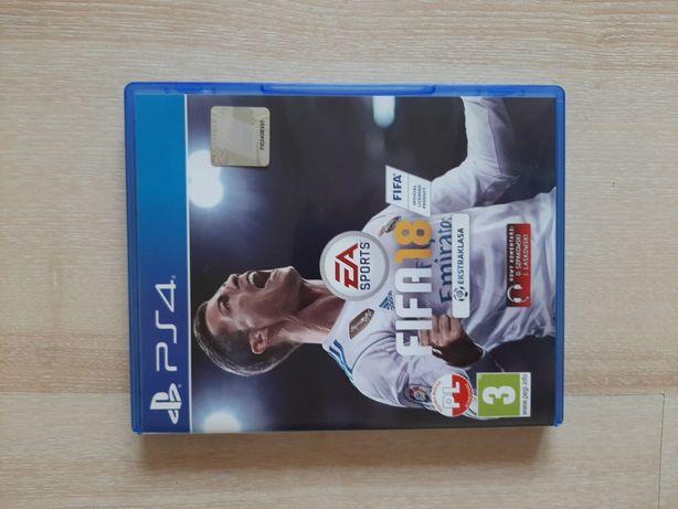 Fifa 18 na konsole PS 4