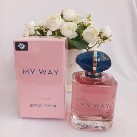 Giorgio Armani My Way Оригинал Армани Май Вей Духи Парфуми Армані