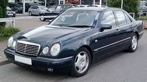 Разборка бу запчастей Mercedes e210 1996