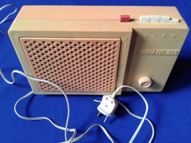 Радиоприемник 'Украина ПТ - 303'