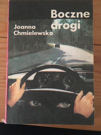 Joanna Chmielewska Boczne drogi