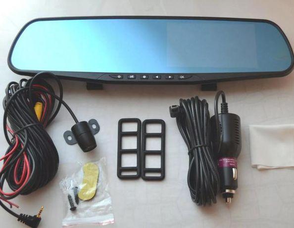 Реєстратор для авто відеореєстратор з камерою заднього виду