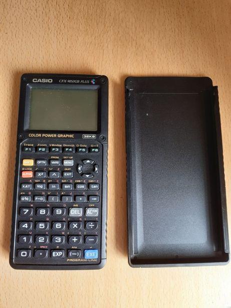 Calculadora Científica Casio CFX-9850GB Plus