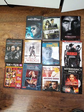 Sprzedam kolekcję filmów na dvd