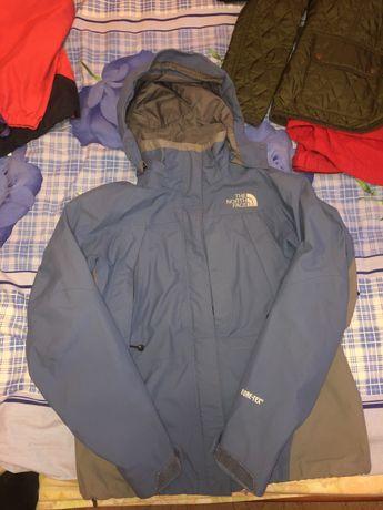 Куртка Ветровка The North Face  Gore-Tex( tnf perghaus napapijri)