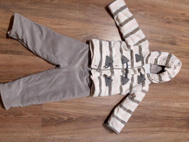 Демисезонный костюм на мальчика, р.80