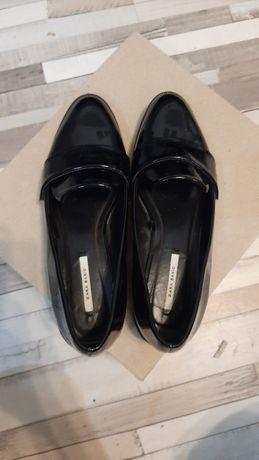 Buty z Zara czarne
