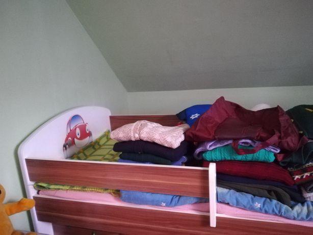 Sprzedam łóżko dla dziecka plus materac