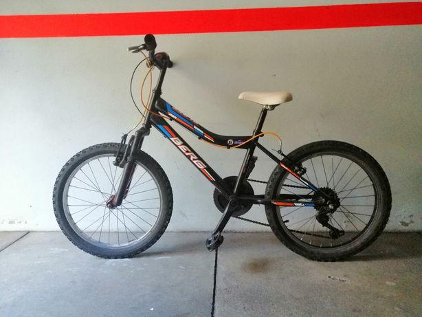 Bicicleta Berg roda 20 com 6 velocidades
