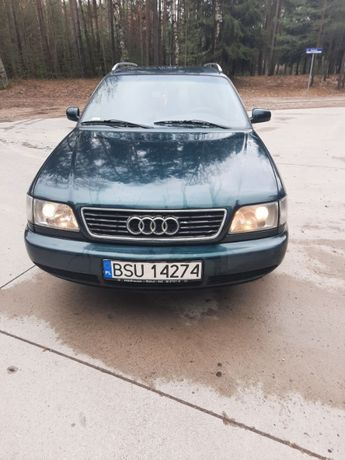 Audi a6 c4 r5 2.5tdi 140km