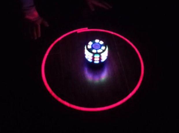 Дзига/юла светящееся и музыкальная крутая игрушка