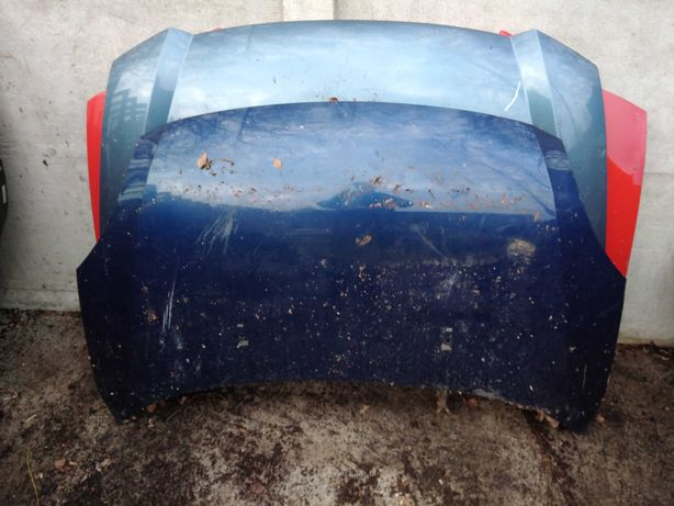 Suzuki Swift mk6 maska pokrywa silnika