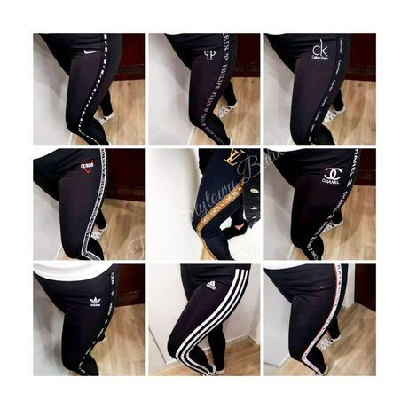 Spodnie Leginsy Adidas Nike Tommy CK Guess Karl Chanel Philipp Plein